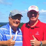 Frank Bassett is my buddy from Golf Talk America.