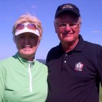 With LPGA Hall of Famer Pat Bradley