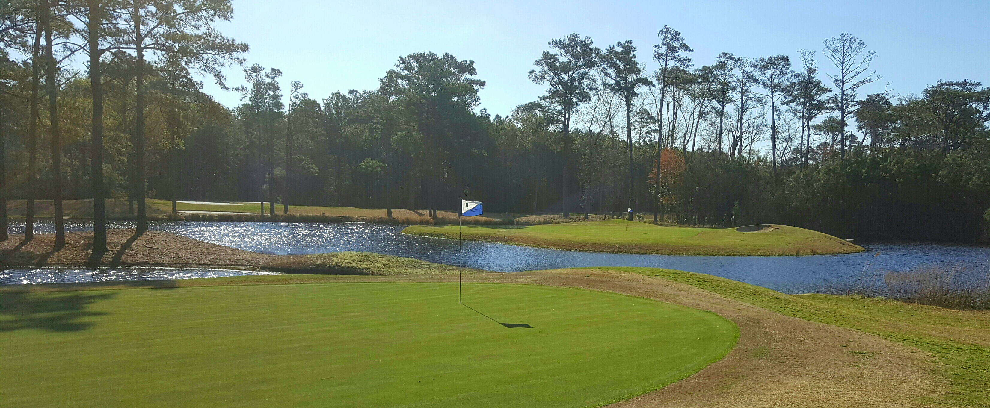 Golf On North Carolinas Outer Banks Is More Than An Afterthought - Golf kitty hawk nc
